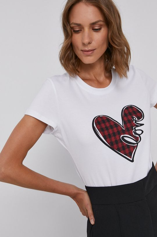 biały Pennyblack - T-shirt Damski