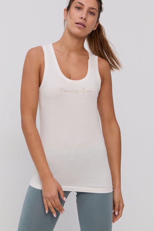 Emporio Armani Underwear - Top crem