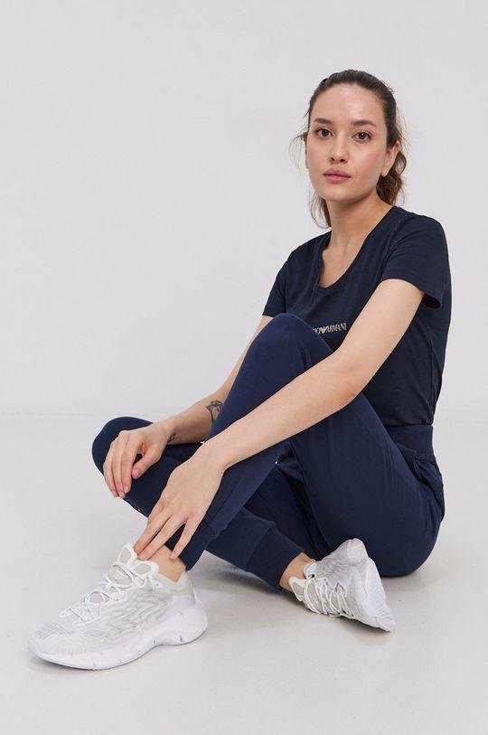 bleumarin Emporio Armani Underwear - Tricou De femei
