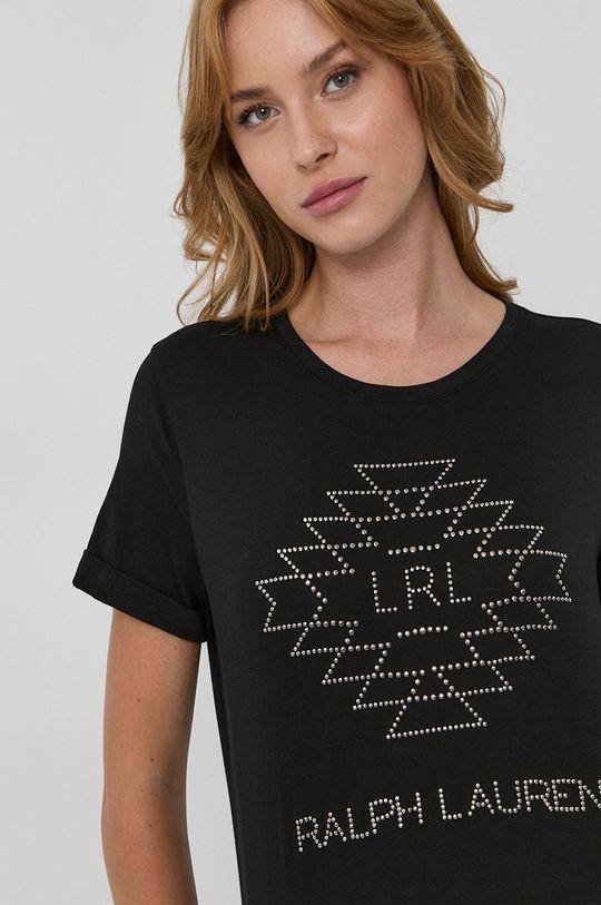 negru Lauren Ralph Lauren - Tricou