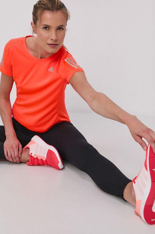 adidas Performance - Tričko oranžová