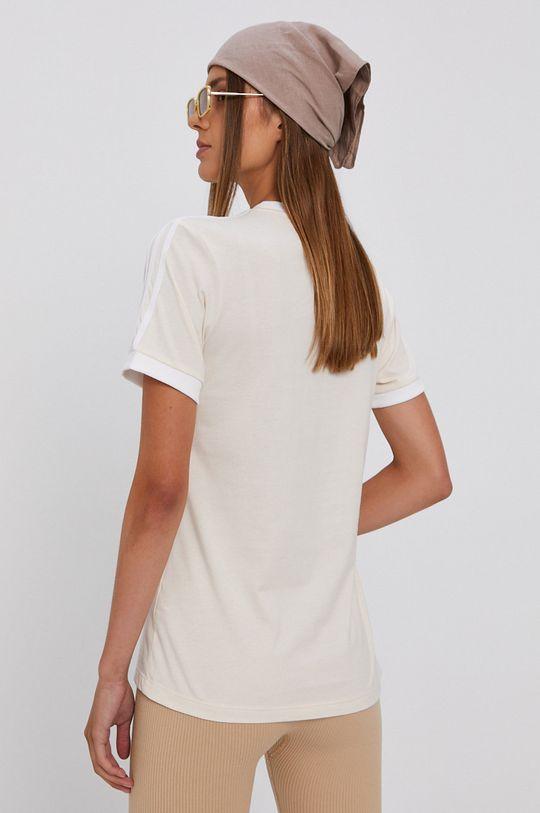 adidas Originals - Bavlněné tričko  Hlavní materiál: 100% Bavlna Stahovák: 95% Bavlna, 5% Elastan