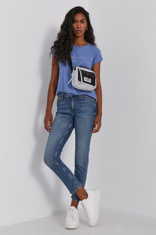 Pepe Jeans - Tričko Bonnie světle modrá