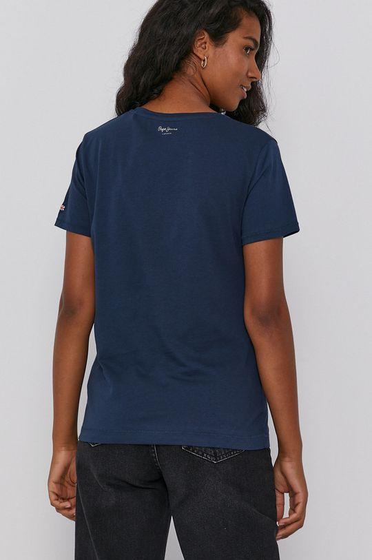 Pepe Jeans - Bavlnené tričko Zeldas  100% Bavlna