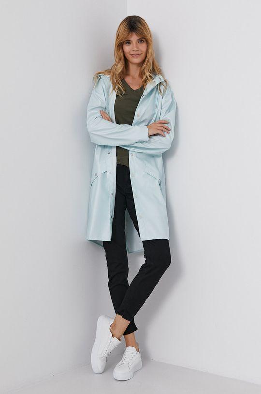 Pepe Jeans - Bavlněné tričko Bleu olivová