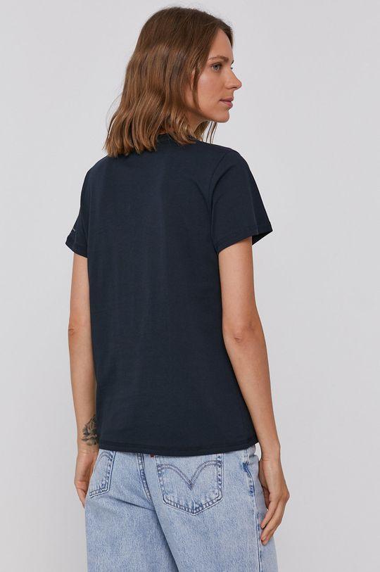 Pepe Jeans - Bavlnené tričko Blancas  100% Bavlna