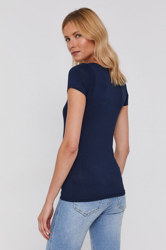 Pepe Jeans - Tričko Belinda  5% Elastan, 95% Viskóza