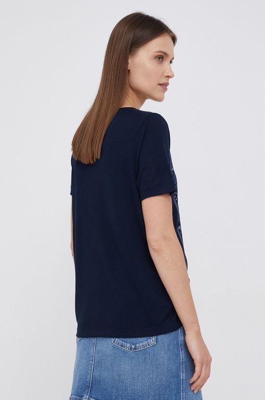 Pepe Jeans - T-shirt Mina 32 % Poliester, 68 % Wiskoza