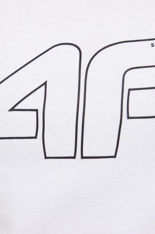 bílá 4F - Tričko
