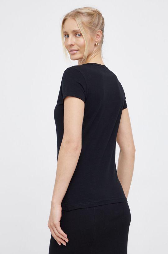 4F - Tričko černá