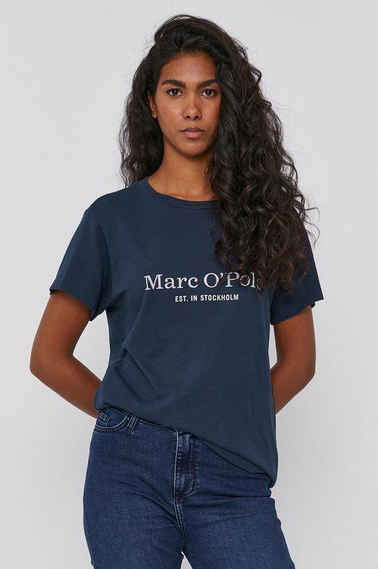 ocelová modrá Marc O'Polo - Tričko Dámský
