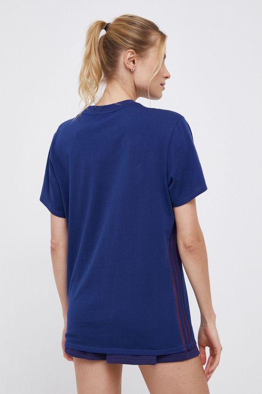 adidas Performance - T-shirt bawełniany 100 % Bawełna