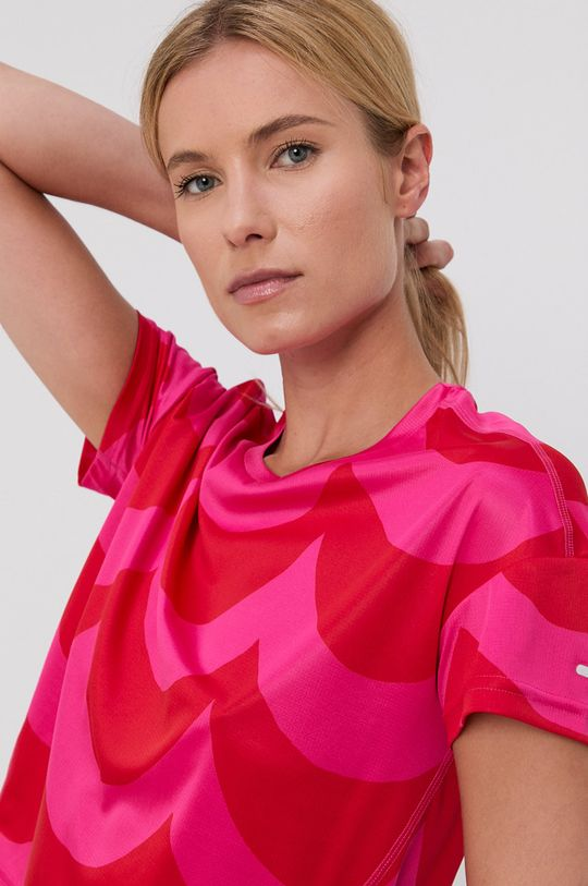 adidas Performance - T-shirt X Marimekko Damski