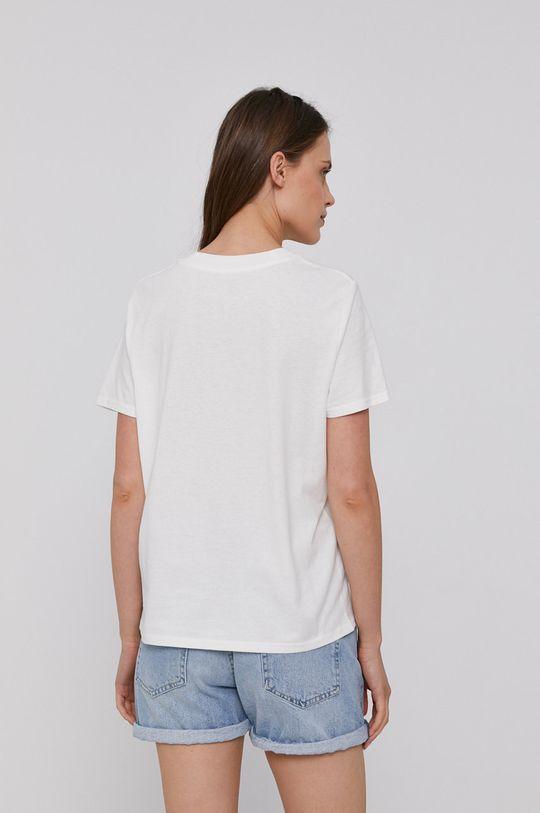 Wrangler - T-shirt bawełniany 100 % Bawełna