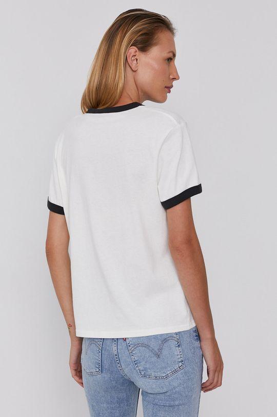 czarny Wrangler - T-shirt bawełniany