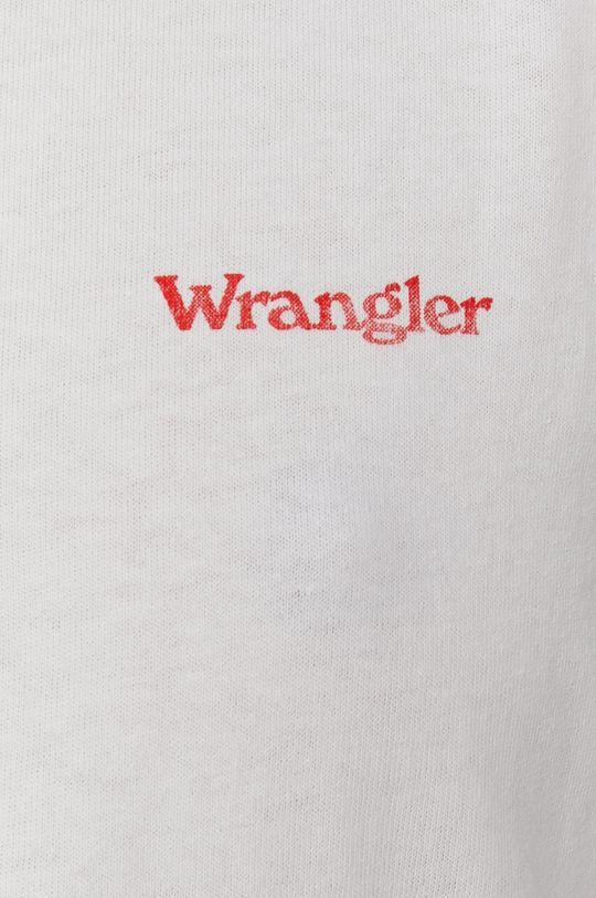Wrangler - Bavlněné tričko Dámský