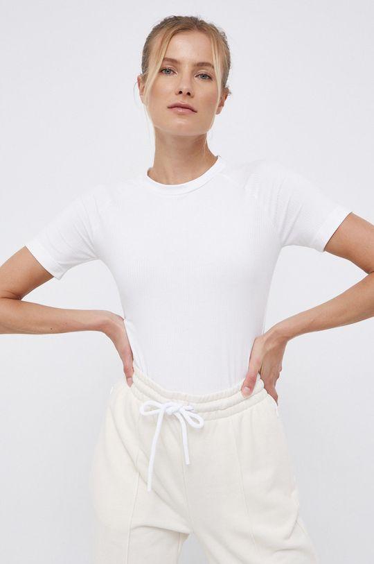biały adidas Performance - T-shirt x Karlie Kloss Damski
