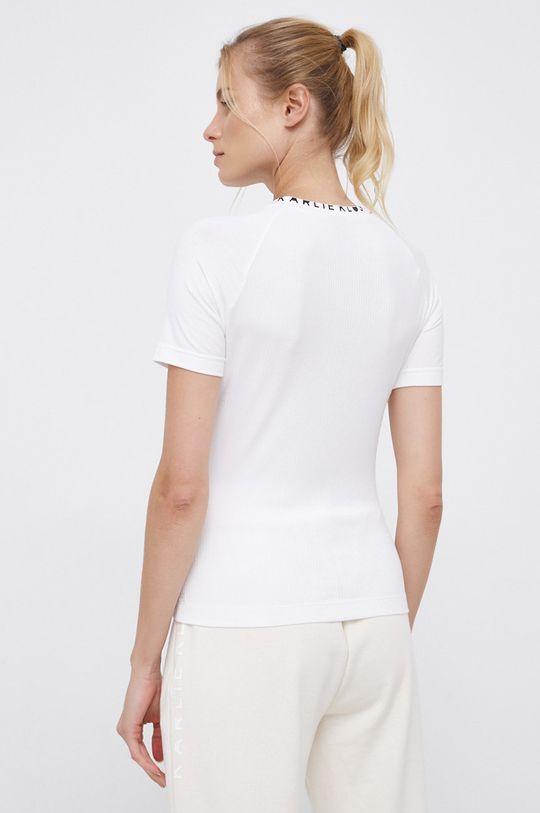 adidas Performance - T-shirt x Karlie Kloss Materiał zasadniczy: 7 % Elastan, 93 % Wiskoza, Ściągacz: 9 % Elastan, 91 % Poliester z recyklingu