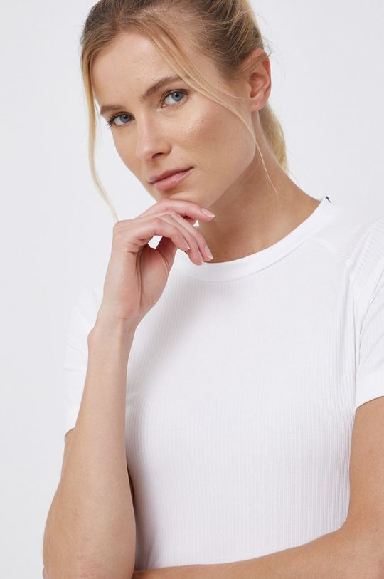 biały adidas Performance - T-shirt x Karlie Kloss