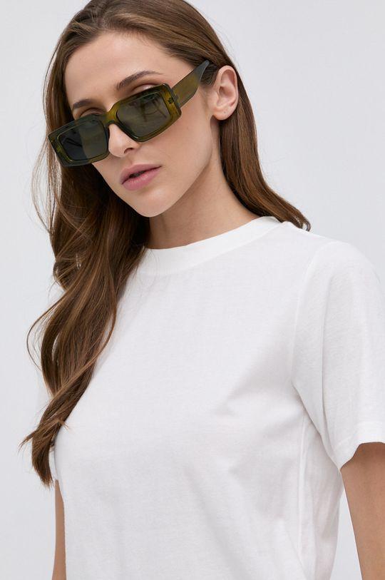 biały Young Poets Society - T-shirt bawełniany