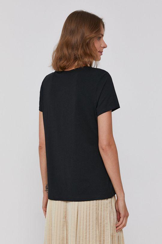 Dkny - T-shirt czarny