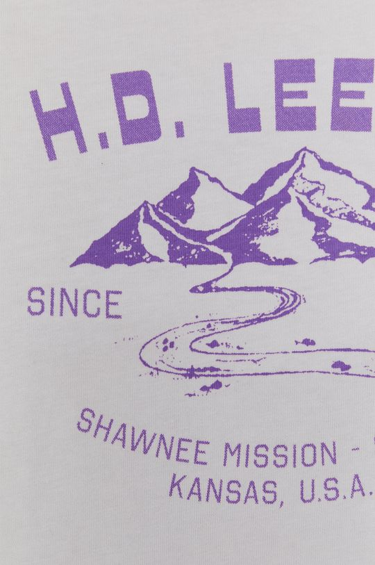 Lee - Bavlněné tričko Dámský