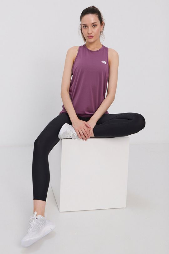 The North Face - Top violet
