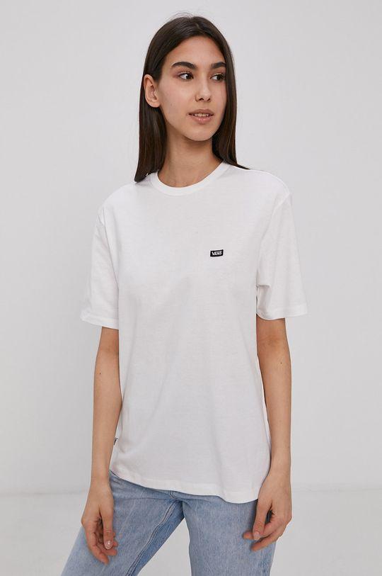 biela Vans - Tričko