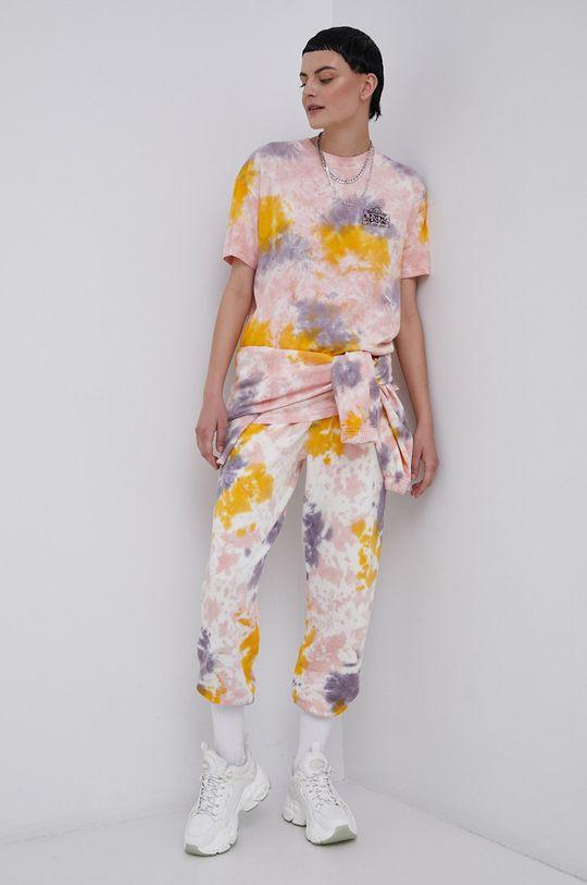 multicolor Vans - T-shirt bawełniany Damski