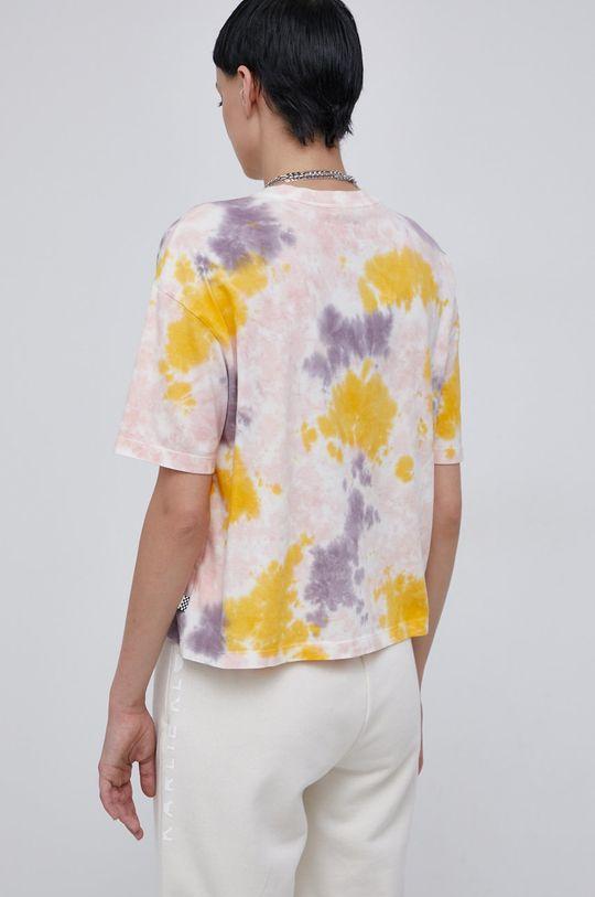 Vans - Bavlněné tričko  100% Bavlna