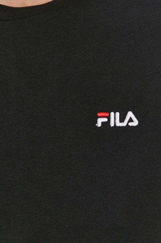 Fila - T-shirt bawełniany Damski
