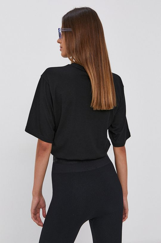 Fila - T-shirt bawełniany 100 % Bawełna