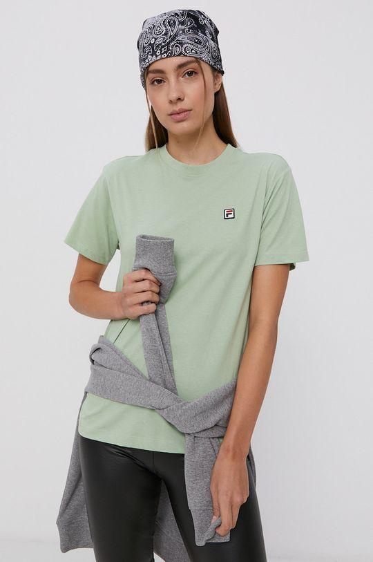 verde pal Fila - Tricou din bumbac De femei