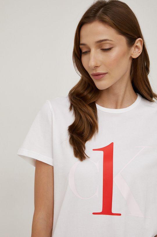 Calvin Klein Underwear - Pyžamové tričko bílá