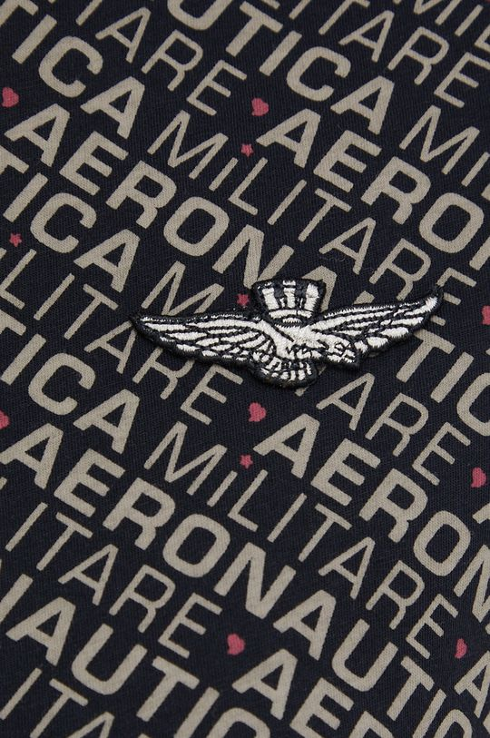 Aeronautica Militare - T-shirt bawełniany Damski