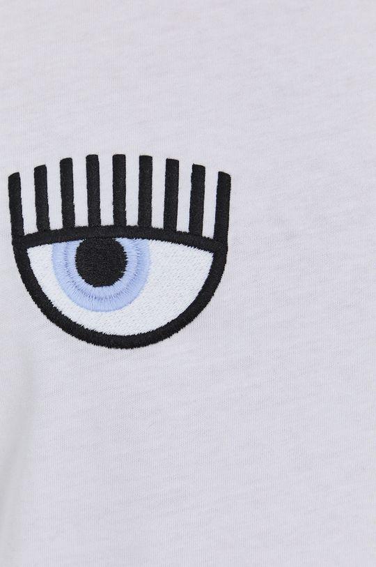 Chiara Ferragni - Tricou din bumbac Eyestar De femei