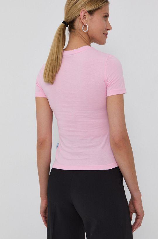 Chiara Ferragni - Bavlnené tričko Logo Basic  100% Bavlna