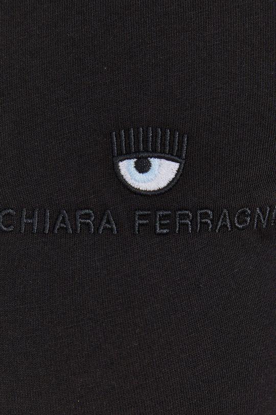 Chiara Ferragni - Tricou din bumbac Logo Basic De femei