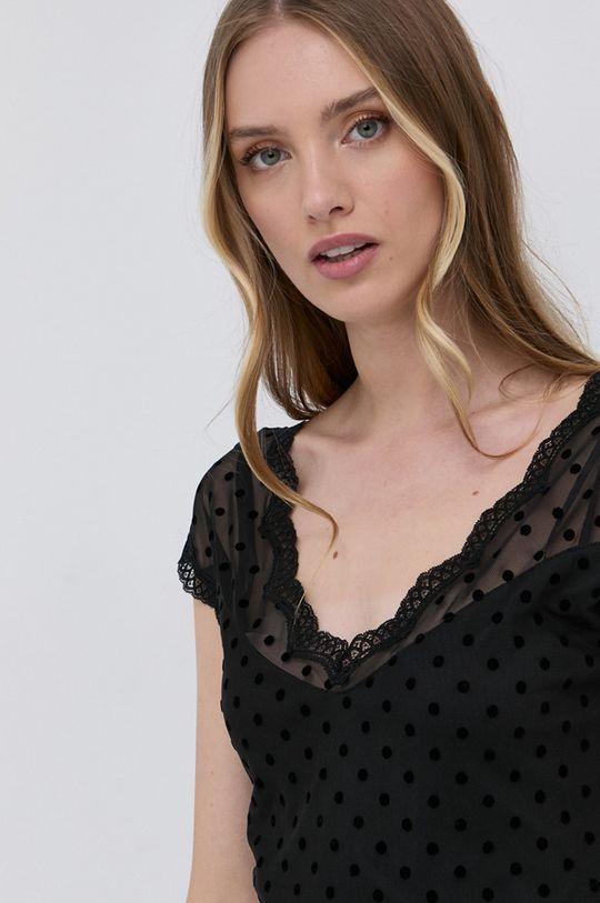 czarny Morgan - Bluzka DARINA