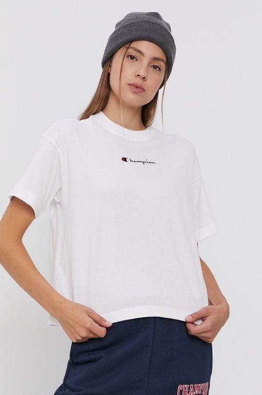 alb Champion - Tricou din bumbac De femei