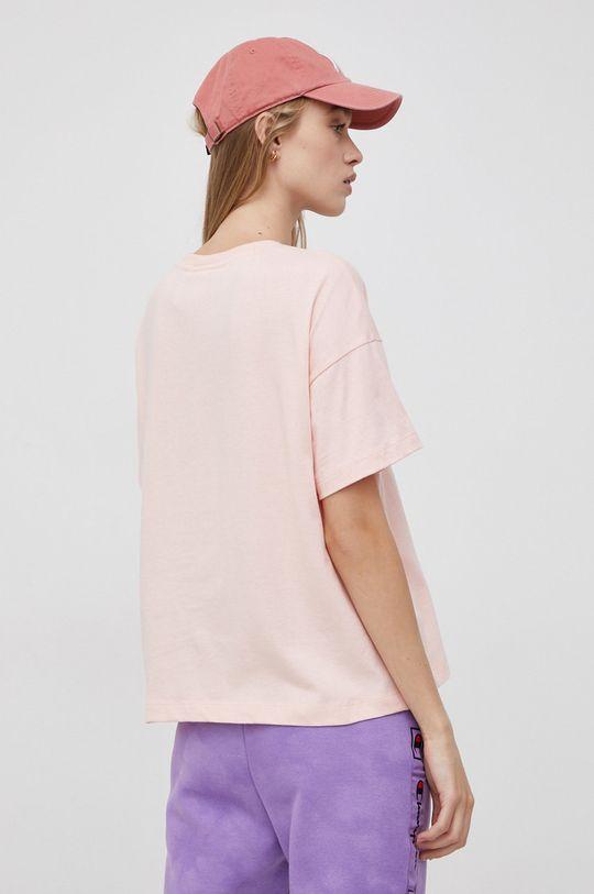 Champion - T-shirt bawełniany 100 % Bawełna
