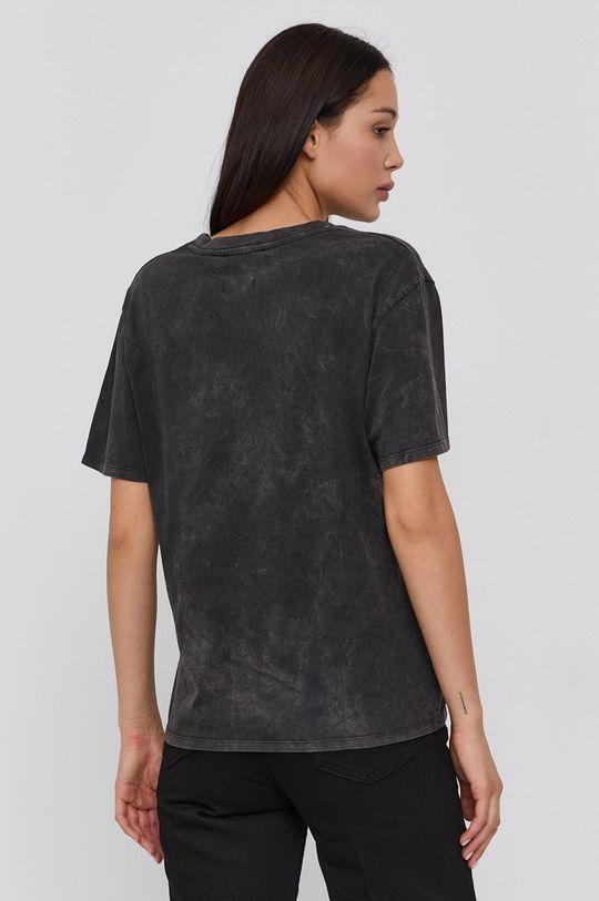 The Kooples - Bavlnené tričko  100% Bavlna