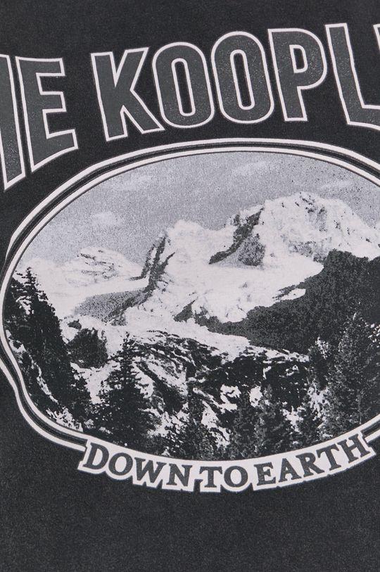 The Kooples - T-shirt bawełniany