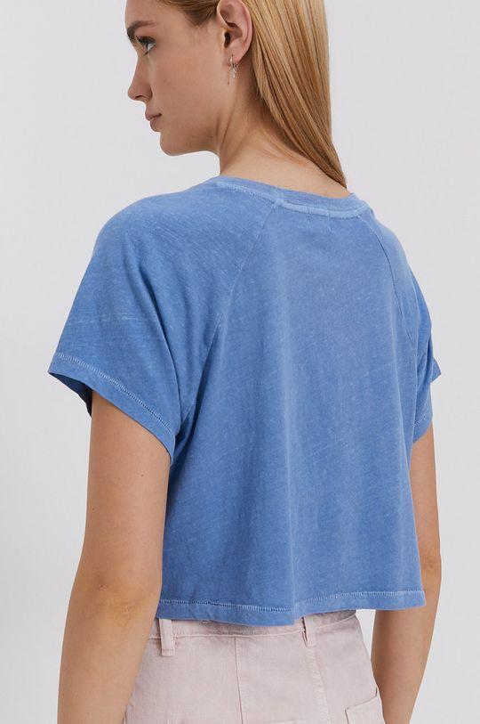 Billabong - Bavlnené tričko x Wrangler  100% Bavlna