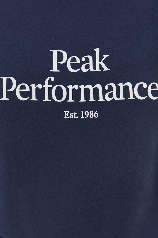Peak Performance - T-shirt bawełniany Damski