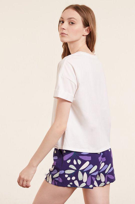 Etam - T-shirt piżamowy Eban 100 % Bawełna organiczna