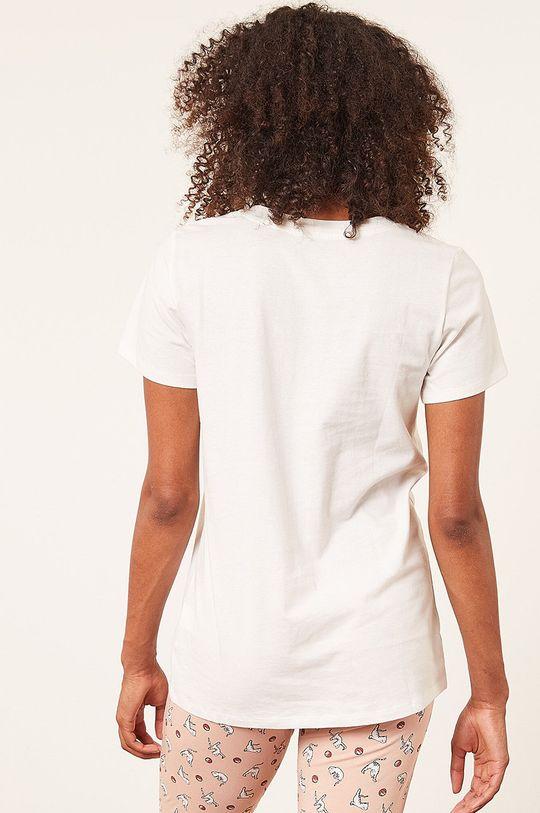 Etam - T-shirt piżamowy Yoric 100 % Bawełna