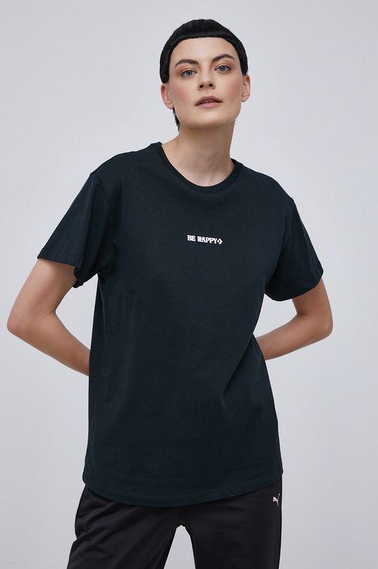 Converse - T-shirt bawełniany 100 % Bawełna