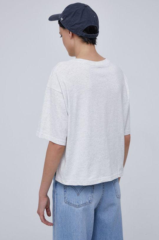 New Balance - Bavlněné tričko  100% Bavlna