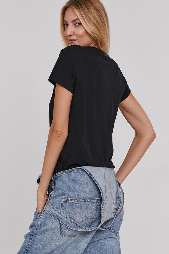 Levi's - T-shirt bawełniany 100 % Bawełna